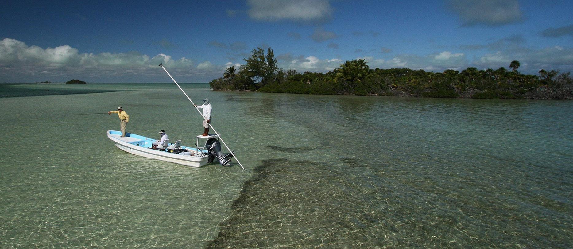 Tarpon Bonefish Permit Fly Fishing Lodge Mexico Best Flats Fishing Mexico