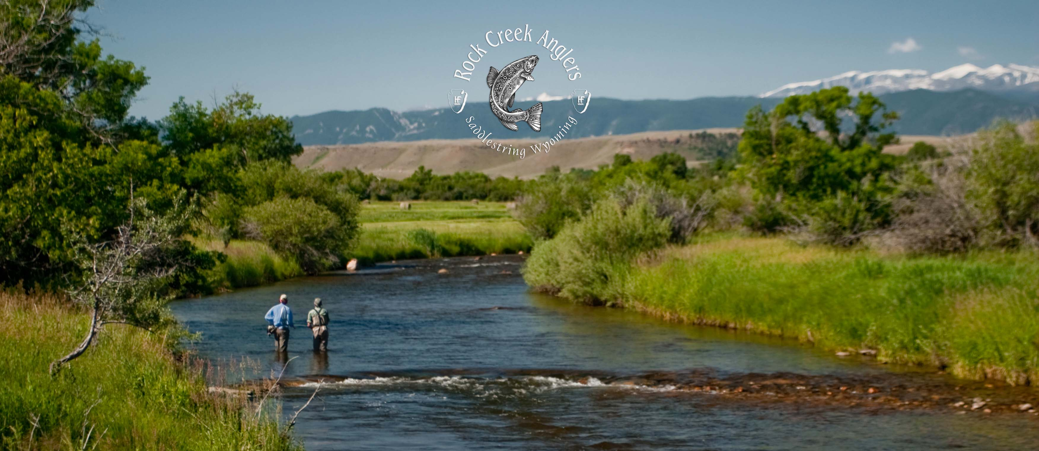 Private Water Fly Fishing Guide Wyoming Montana