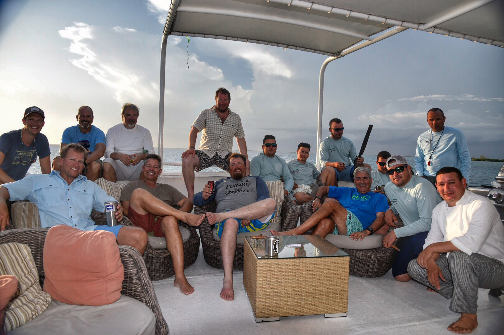 Hosted Fishing Trip Live Aboard Fishing Trip Fishing Lodge Saltwater Hosted Trip Destination