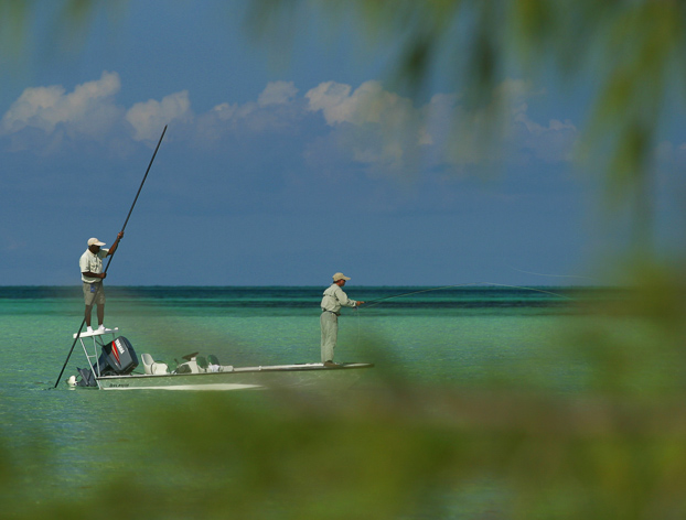 h2o bonefish bahamas fishing guides