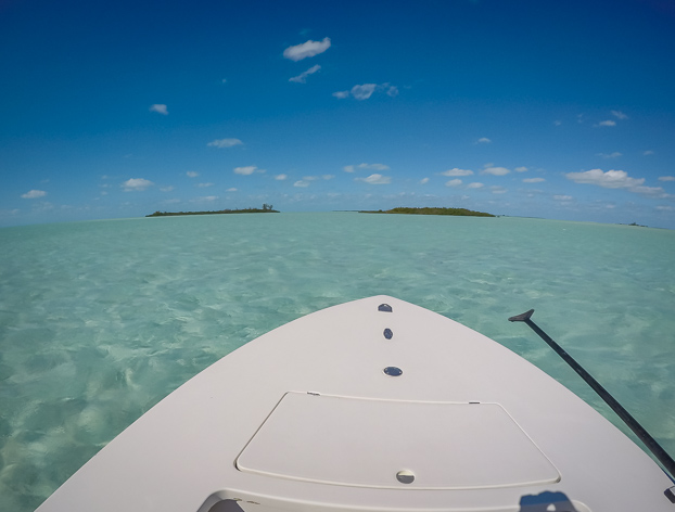 Swain's Cay Lodge Bahamas Bonefishing