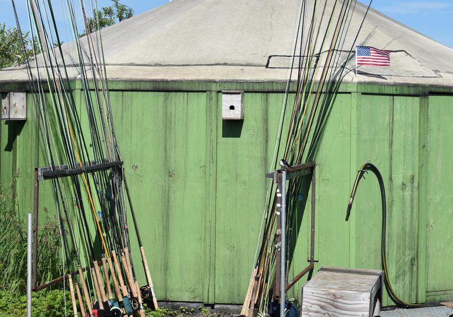 Alaska West fishing lodge