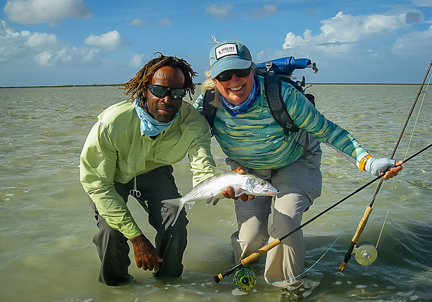 Bahamas bonefishing trips