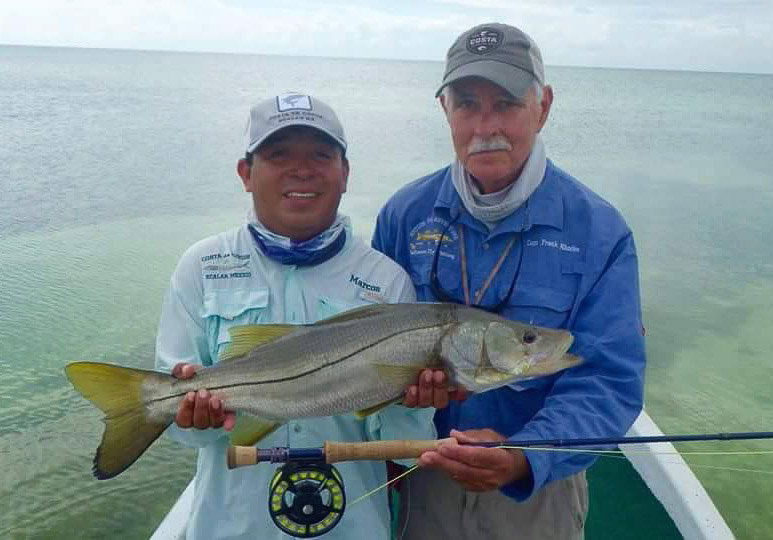Costa de Cocos Mexico Fly Fishing