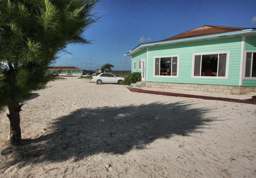 Crooked and Acklins Lodge Bahamas