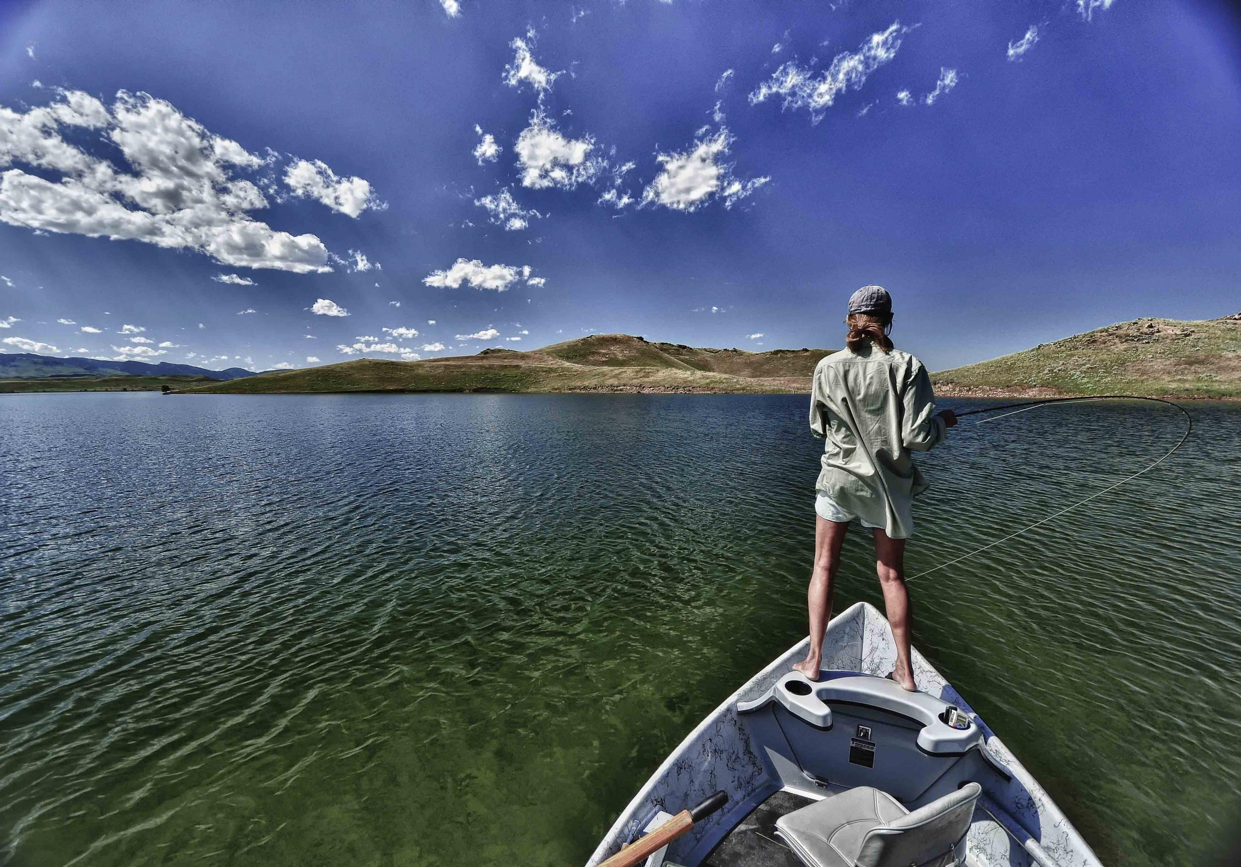 Fly Fishing Guide Wyoming Fly Fishing Guide Montana