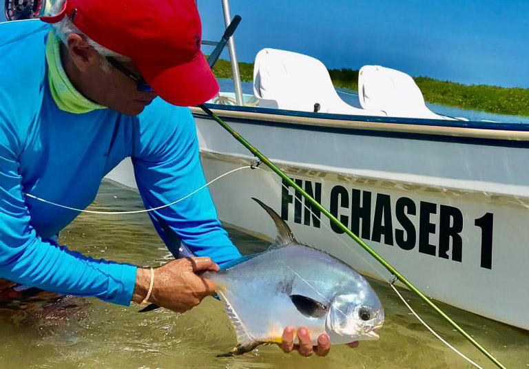 Mexico Fly fishing, Yucatan fly fishing FinChasers, Fin Chasers