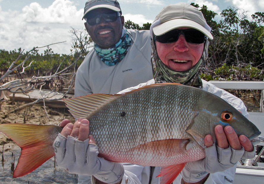Bahamas fishing guides