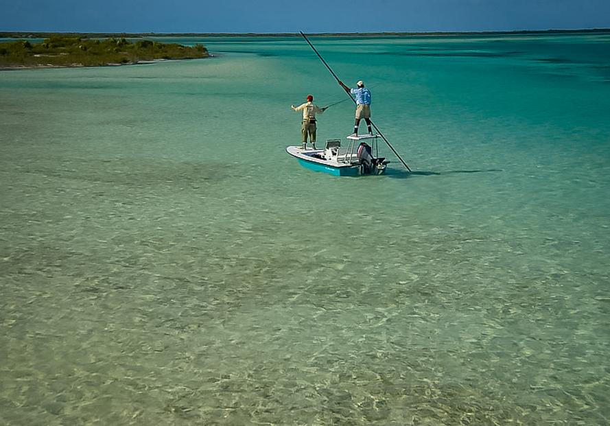 Greys Point Bonefish Inn Acklins Island Bahamas