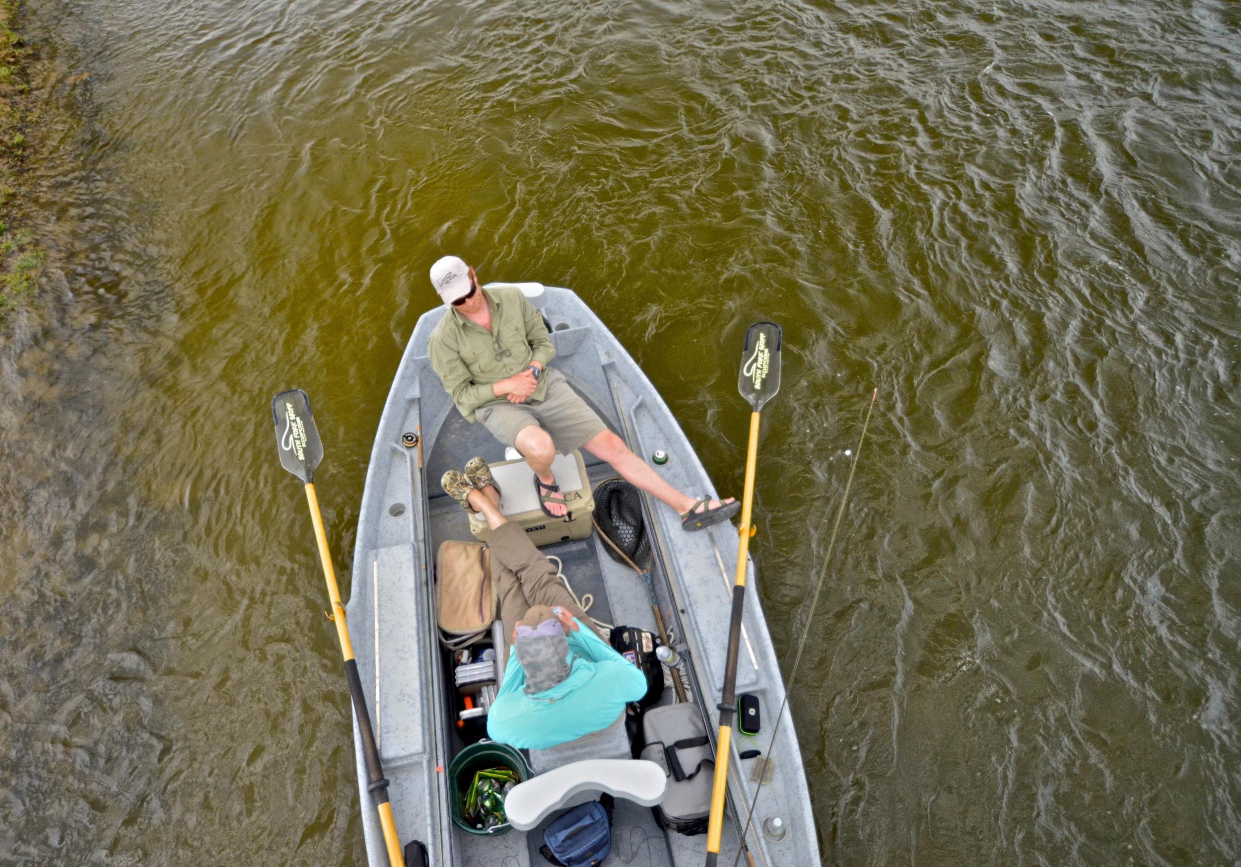 Float North Platt Casper Wyoming Sheridan Billings Gilette WY Montana Rocky Mountains