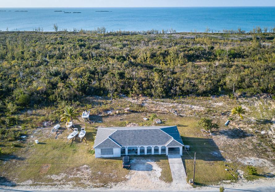 Bahamas fishing lodges