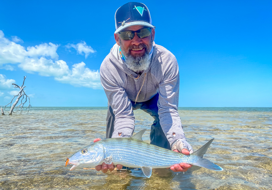 Bahamas bonefishing trips