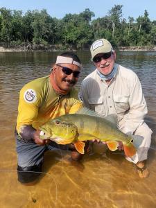 Agua Boa River 2/1-9/2020: Days 3 and 4