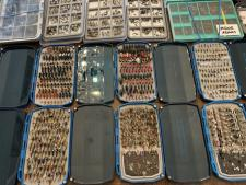 Organized fly boxes